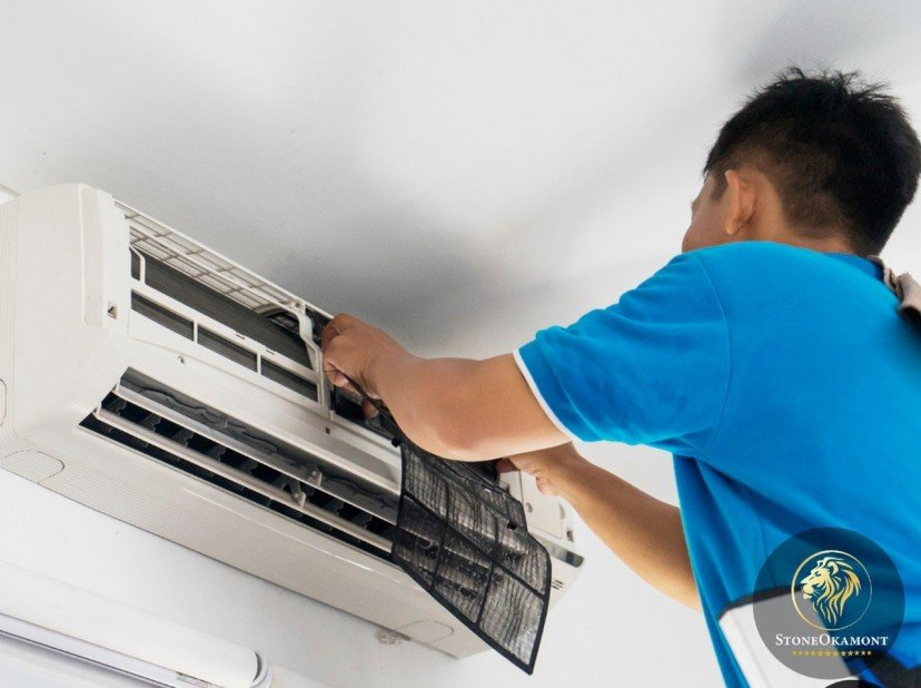 How to register bactericide for air conditioning?